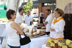 Alles rund ums Brot gab es am Stand der Bäcker-Innung.